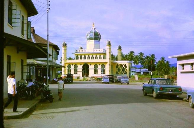 Masjid Lama Tawau